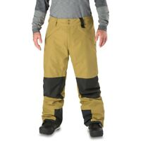 DAKINE Men's SMYTH PURE 2L Gore-Tex Snow Pants Fennel/Black Size Large  LAST ONE