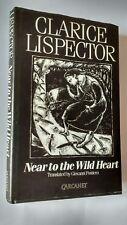 Near to the Wild Heart by Clarice Lispector (Hardback, 1990)