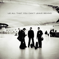 All That You Can't Leave Behind U2 CD Sealed ! New !