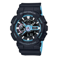 Casio G-Shock Neon Accent Color Watch GA110PC-1A AU FAST & FREE
