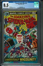 Amazing Spider-Man #155 CGC 8.5