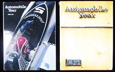 2 Automobile Year Books Edita Lausanne 1981 82 1982 83 Ami Guichard Motor Racing