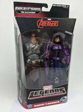 Hasbro Marvel Legends Marvel's Hawkeye w/Allfather BAF Action Figure NIB