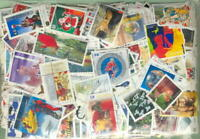 Canada 1000 All Different Stamp Collection Lot Old To More Modern