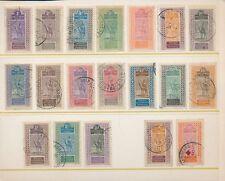 George V (1910-1936) Postal History European Stamps
