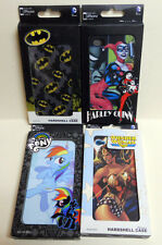 New 4 pieces LITTLE PONY Harley Quinn BATMAN Wonder Woman IPHONE 4/4s CASE
