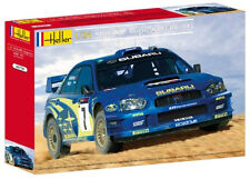 Race Car 1:24 Heller 80750: Subaru Impreza WRC `03