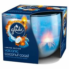 3x Glade Candle Flowering Desert Night  Limited Edition 120g