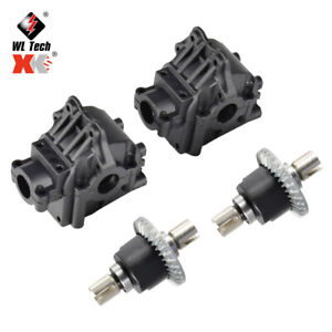 WLtoys Metal Differential Gear Box for Wltoys 144001 1/14 124018 124019 RC Car