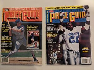 Baseball Cards, Tuff Stuff, Sports Collector Digest, Legends, Topps (10) '89-'93