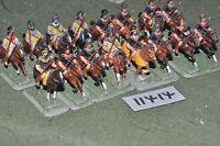 25mm biblical / assyrian - cavalry 16 cavalry - inf (11414)