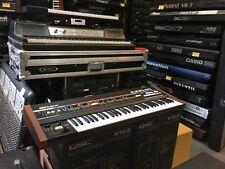 Roland Juno 60 Juno60 Vintage Analog Synth Keyboard 61 key CLEAN //ARMENS