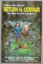 Return to Centaur (or: What Kind of Foal Am I?) Xanth Graphic Novel Vol. I