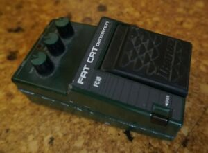 Ibanez FC10 Fat Cat Distortion Effektgerät E-Gitarren Verzerrer Pedal