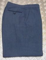 Genuine British RAF Royal Air Force - No1/2 Old Patt Dress Trousers - All Sizes