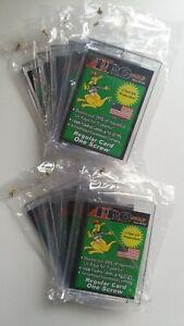 Pro Mold PC5II Regular Card One Screw Card Protector Lot of 10 New NIP