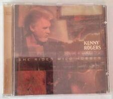 KENNY ROGERS - She Rides Wild Horses (CD 1999)