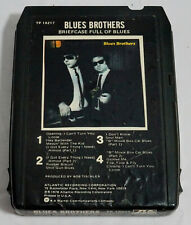 8 tracks tape Blue Brothers Briefcase Full of Blues