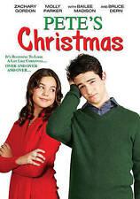 Pete's Christmas 2013 PG Hallmark DVD Zachary Gordon Molly  *Brand New*..