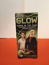 Splat  Glow in the Dark Temporary Hair Color Galactic Green 1.6 oz