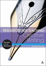 RESOURCES FOR TEACHING CREATIVE WRITING - NEW PRE-LOADED AUDIO PLAYER BOOK