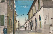 MESSINA - VIA GIORDANO BRUNO 1919
