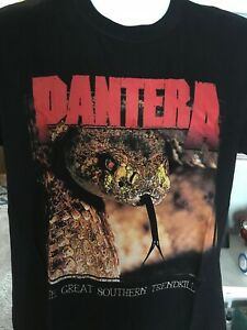 Pantera The great southern trend kill T-shirt new size adult M