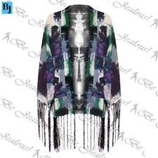 Manteaux et vestes multicolore en polyester taille M pour femme