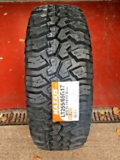 255 65 17 Maxxis Bighorn Tyres X4 Loads of Tread Left