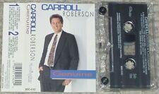 Carroll Roberson -- GENUINE -- Rare 1992 cassette!