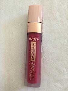 Loreal Ultra Matte Liquid Lipstick 7,6 ml - Nr. 838 Berry Cherie
