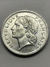 1949 France 5 Francs XF #7213