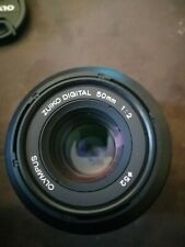 Olympus Zuiko Digital ED 50mm f2.0 Macro / Makro Four Thirds Objektiv