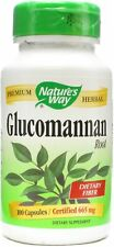 Glucomannan Root by Nature's Way, 100 capsule