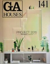 GA HOUSES #141 PROJECT 2015 Japanese House Design Book