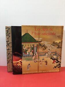 Les Arts de l'Asie Orientale Gabriele Fahr-Becker Coffret 2 Volulez Ed Könemann