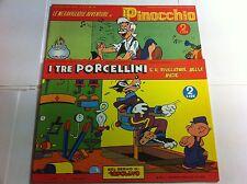NEL REGNO DI TOPOLINO N.1-2 1940 RISTAMPE ANASTATICHE