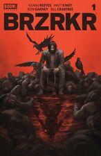 New ListingBrzrkr 1 (Berzerker) Keanu Reeves Kindt Jetpack Comics Excl Variant Boom
