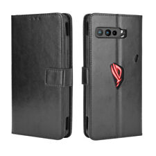 For Asus ROG Phone 3 ZS661KS, Luxury Classic Flip Leather Wallet Card Case Cover