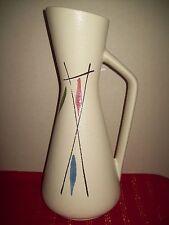 Stylische Vase Blumenvase Keramik FOREIGN 50er 60er Jahre 278 38