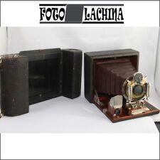 RARA  WIZARD DUPLEX N' 2 folding rollifilm del c. 1902  pocket  Kodak n'3