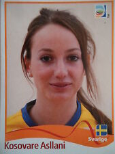 Panini Kosovare Asllani Schweden FIFA Frauen WM 2011 Germany