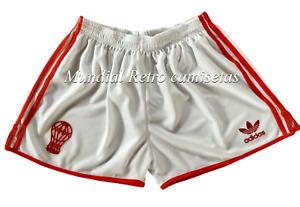 Huracan Short pantaloncini blanco (retro)