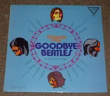 THE JOHNNY DUNNE SINGERS goodbye beatles 1973 UK STEREO PLUS 3 VINYL LP