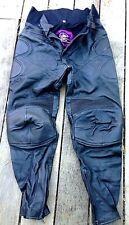 RJays Leathers Leather Motorbike Pants sz.36
