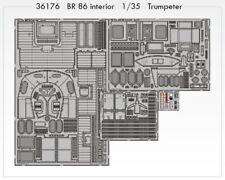 Eduard 1/35 BR86 Kriegslocomotive Interior for Trumpeter # 36176