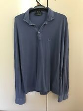 Fred Perry Long Sleeve Polo Rugby Shirt (Size Small) RRP $120
