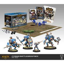 2016 Warmachine Cygnar: Battlegroup Starter Box (Mk III) Mark 3! FREE SH