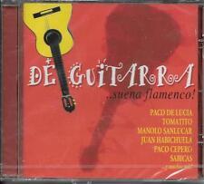 CD 14 TITRES DE GUITARRA SUENA FLAMENCO ! DE 2008 NEUF SCELLE ESPAGNE