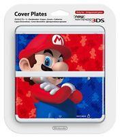 Nintendo 3DS Kisekae Cover Plates No.069 3D Mario Japan